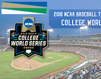 2016 NCAA Baseball Tournament Bracket