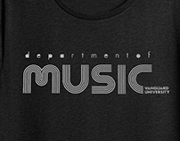 Music Department | Logo Design