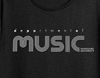 Music Department | Logo Design