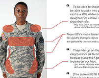 Initial Body Armor Research