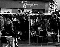 Sunday Markets: Brick Lane, East End, London, UK