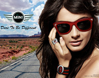 Mini Cooper: Dare To Be Different