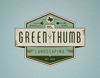 Mr. Green Thumb Landscaping