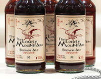 The Lonely Mountain Beer Concept