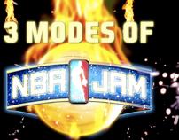 NBA JAM + NBA ELITE