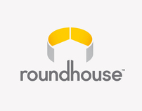 Roundhouse Construction - Identity Design and Branding