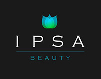 Ipsa Beauty: Brand and Website Design