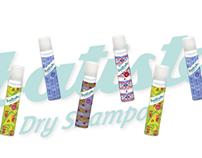 D&AD 2013 | Batiste Dry Shampoo