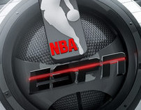 ESPN | NBA Rebrand Pitch