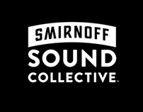 Smirnoff Sound Collective. Live streaming show.