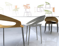 AQUILA CAFE CHAIRS