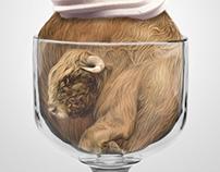 Bull Sundae