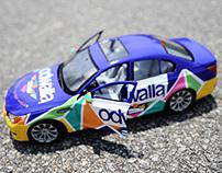 Odwalla Car Wrap