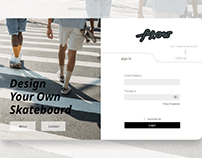 Daily UI Challenge | Sign Up Page