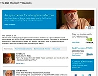 Dell - Web Pages for Dell Precision Workstations