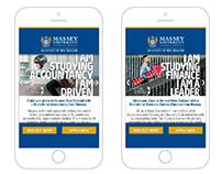 Massey RM Mobile Ad