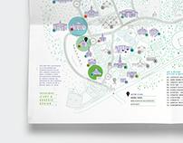Map Design | High Point University