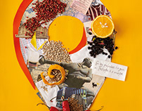 Branding anual Farofa Magazine