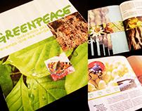 Greenpeace Brochure