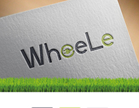 Logo & Brand-board 4Wheele