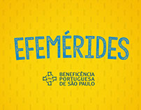 Efemérides Beneficência Portuguesa de SP - 2014
