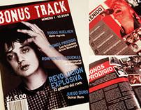 Bonus Track magazine