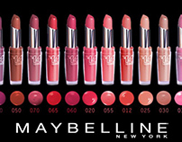 Sitio Superstay 14 hs de Maybelline New York