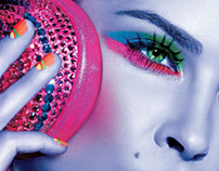 Tab Calendario 2012 de Maybelline New York