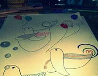 Desenho à mão livre