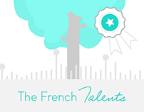 The French Talents : promotion