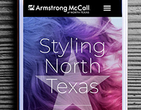 Armstrong McCall of North Texas
