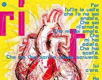 Ritmo / Poster for Italianism