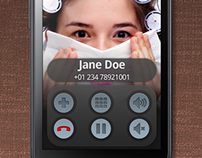 Mobile Phone User Interface