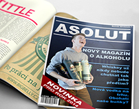 Asolut magazine