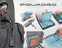 Piquadro Sponsored Project