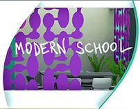 "Exhibition Аrea ""Modern School"""