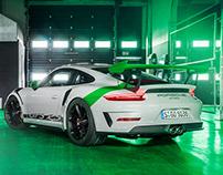 PORSCHE 911 GT3RS/R