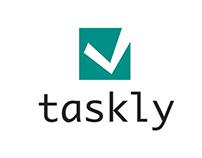 [WIP] Taskly App Design - UX/UI