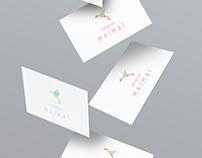 L'ATELIER DE MAÏMAÏ - Branding