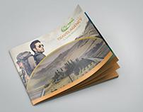 Travel Tourism Brochure Template