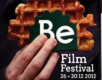 Poster for Be Film Festival