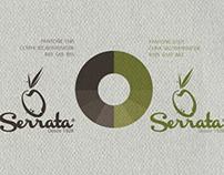 Azeite Serrata REbrand
