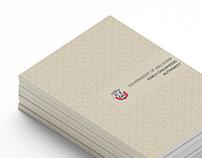 Government Of Abu Dhabi | Book Design