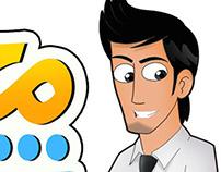 m7d shaf (logo + icon)