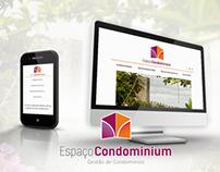 Web Design, Espaço Condominium