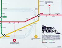 The Design Student Map