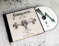 CD Album DANGEROSA in Interactive print (AR content)