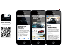 BMW All Access Pass Mobile App
