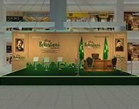 Celebration Day of Pakistan on Dolmen Mall