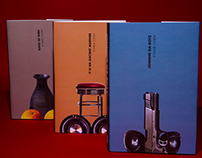 Ethan Cohen Book Covers